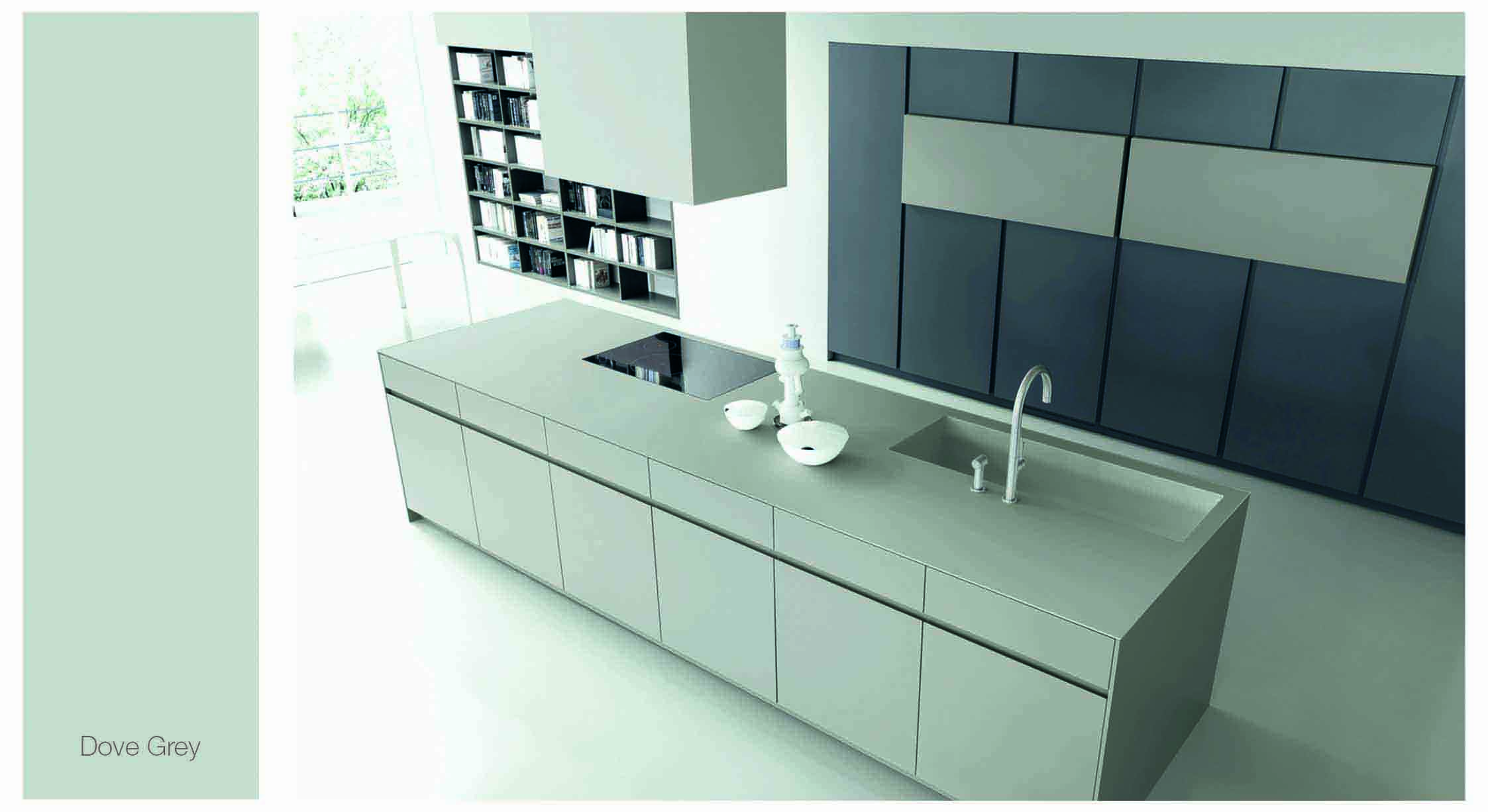 Clean Touch Dove Grey голубовато-серый суперматовый
