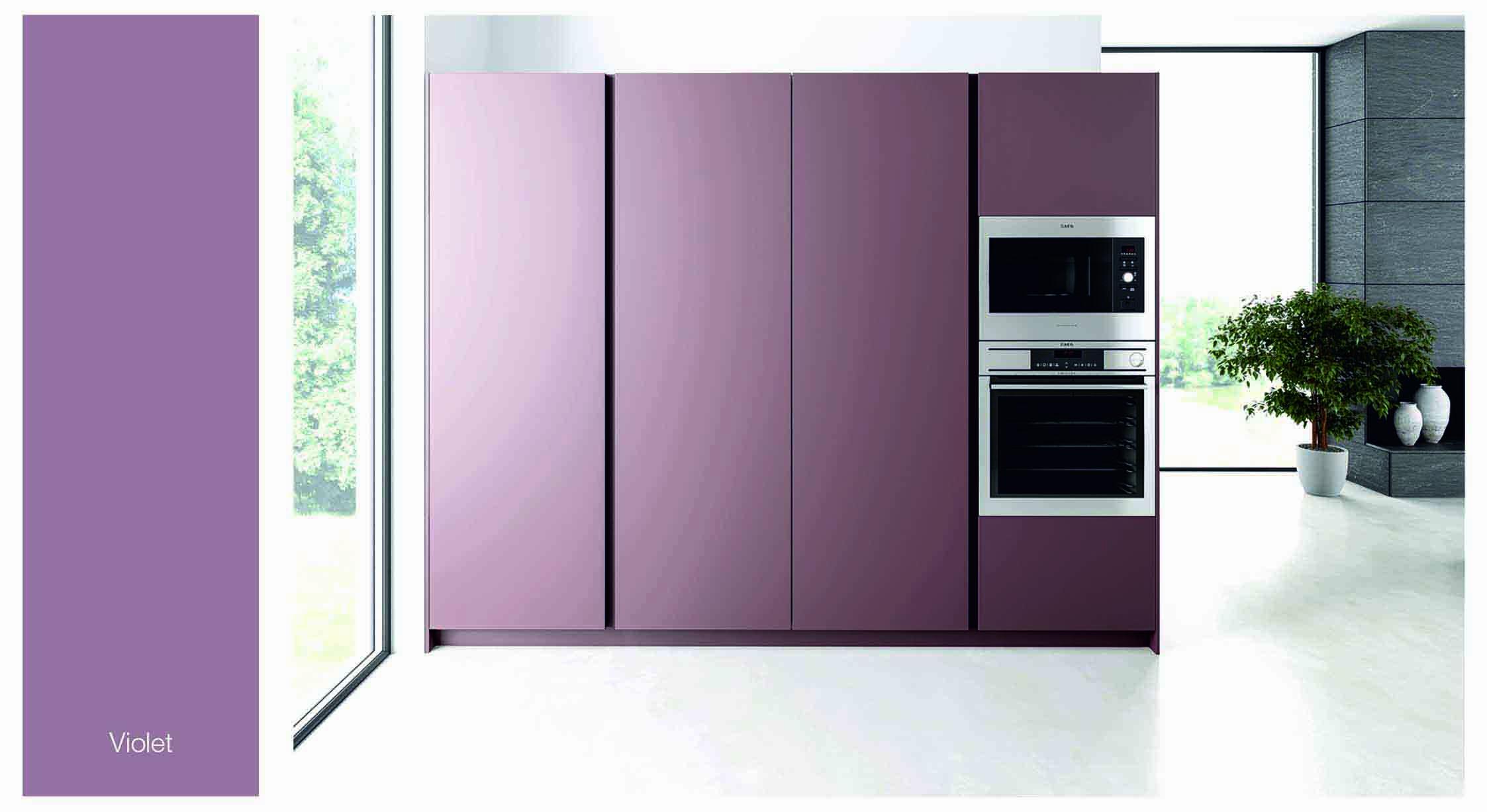 Clean Touch Violet фиолетовый суперматовый
